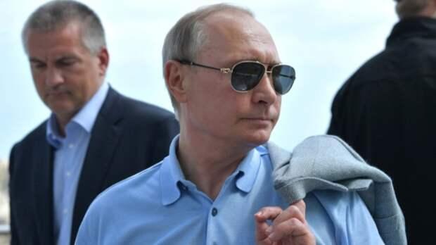 Munchner Merkur: у Путина все под контролем, и в этом нет ничего плохого