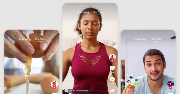 TikTok будет внедрять мини-приложения партнеров