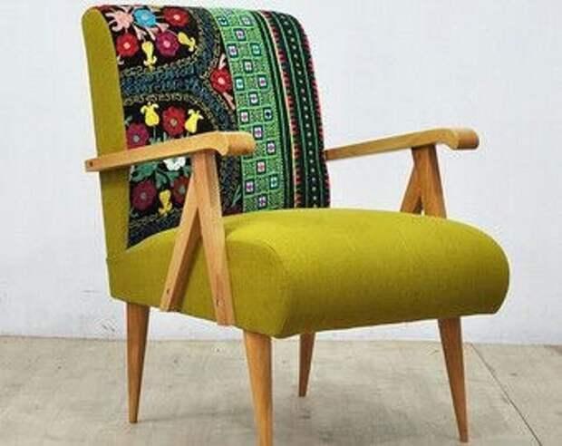 Печворк мебель  (подборка)