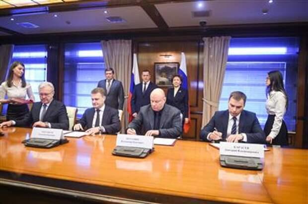 """""""Норникель"""" выделит 81,3 млрд рублей на развитие Норильска"""