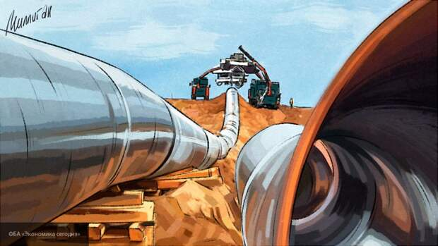 Шредер включился в спор по «СП-2»: Германия не получит разумного энергоснабжения без РФ