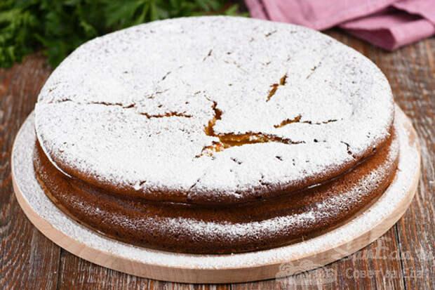 Готовлю очень нежный заливной пирог! Тесто из тыквы, начинка из творога (рецепт с фото)