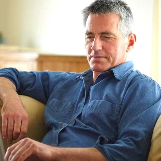Мужчина после 40, что его больше интересует благосостояние или внутренняя умиротворенность