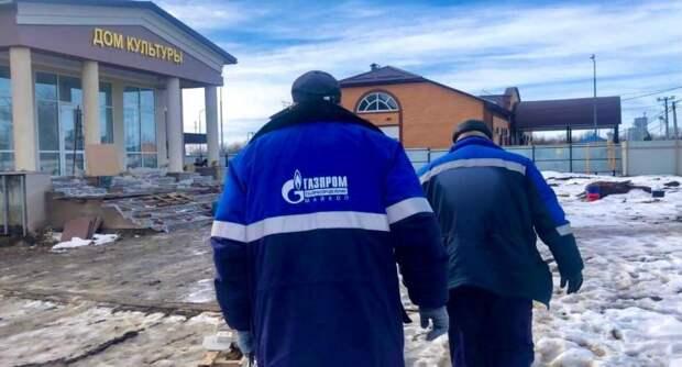 Два строяшихся дома культуры в Адыгее подключили к газу