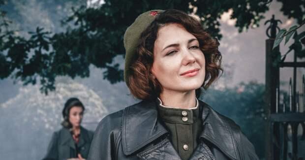 Климова снова снимается в военном сериале: фото с площадки