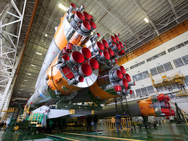 Ростех переводит двигатели «Союзов» на экологически чистое топливо