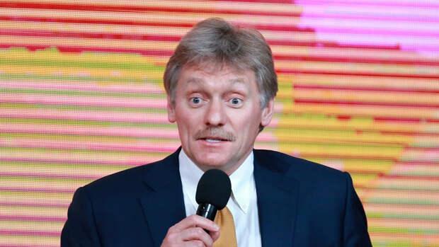 Песков напомнил организаторам незаконных акций об одной важной детали