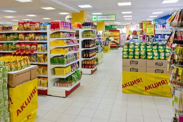 В России растет популярность магазинов для бедных