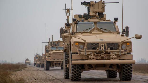 SANA: вертолёты США перебросили боевиков в пустыню в Дейр-эз-Зоре