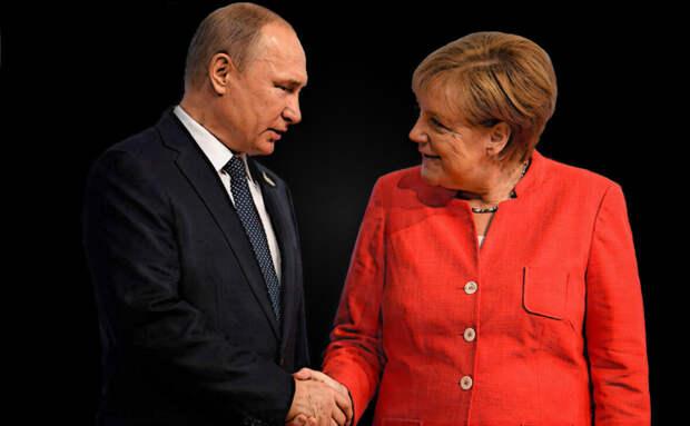 Зачем Германия хочет выйти из ЕС и создать новый Евросоюз с Россией