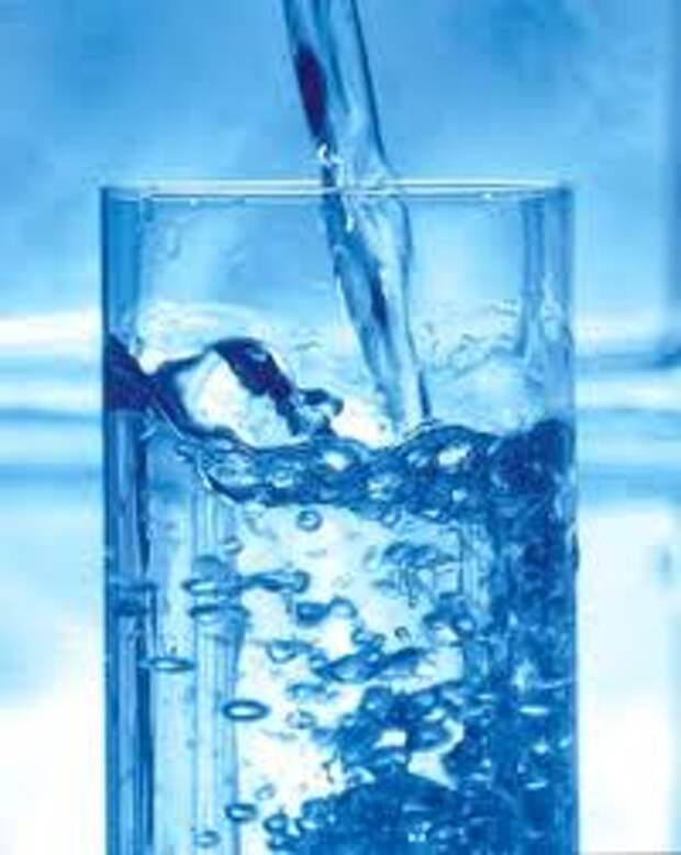 Как снять сглаз водой