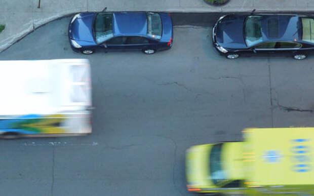 Помешают ли беспилотники проезду скорой помощи?