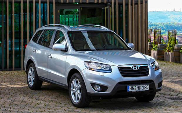 Hyundai Santa Fe с пробегом: все его болячки