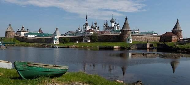 ТОП-5 лучших фото-мест в круизах на Соловки