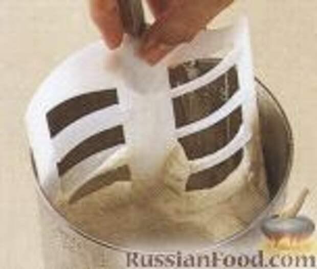 Фото приготовления рецепта: Домашнее мороженое - шаг №4