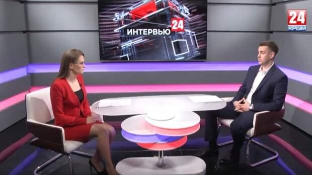 «Интервью 24» с Дмитрием Яковлевым. Выпуск от 25.09.19