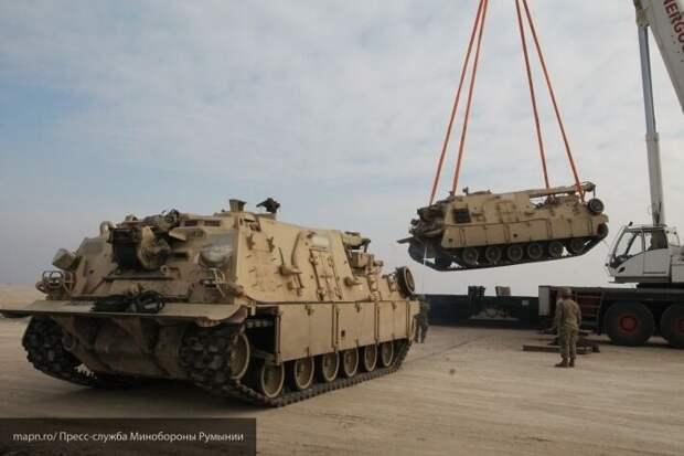 США делают из Румынии вторую Прибалтику: зачем Пентагон хочет «закрыть» Черное море для РФ