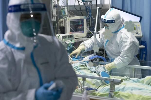 Чучалин: в России коронавирус лечат уникальным методом термогелиокса