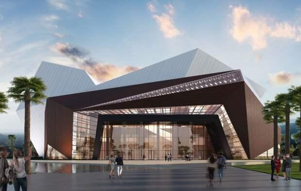 В центре «Сириус» возведут концертный комплекс мирового уровня