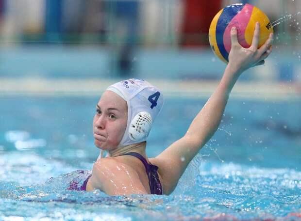 Женская сборная России по водному поло – в четвертьфинале олимпийского турнира
