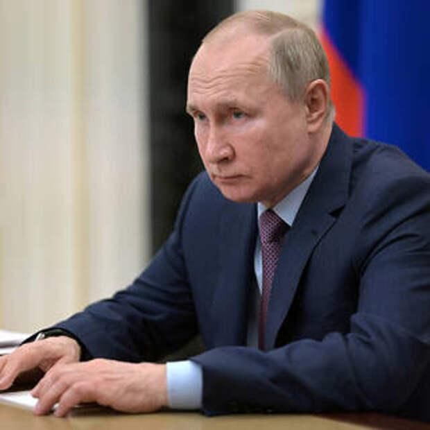 Президент России сочувствует Бельгийскому монарху
