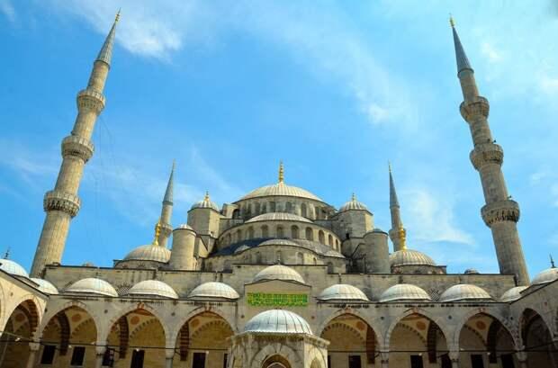 Патриарх Кирилл призвал власти Турции не открывать мечеть в стамбульском храме Святой Софии