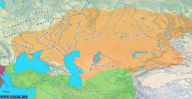 Кто украл у России историю сибирских скифов?