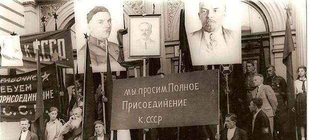 Если СССР и был империей, то это была очень странная империя. Империя наоборот