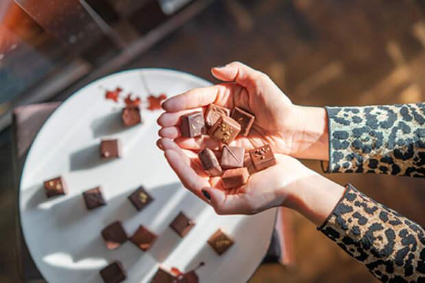 Диетолог развенчала мифы о полезном шоколаде