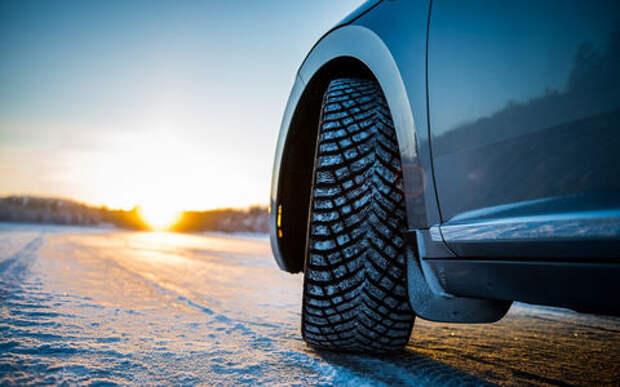 Новые зимние шины Michelin: зачем у них так много шипов