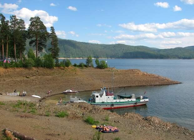 В Красноярском крае вскрылась продажа острова на Енисее в частные руки