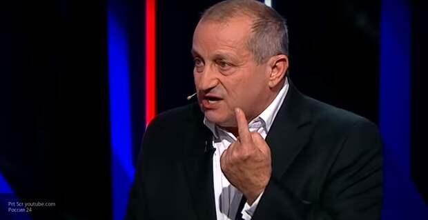 Кедми рассказал, как должна ответить Россия на провокации Чехии и Болгарии