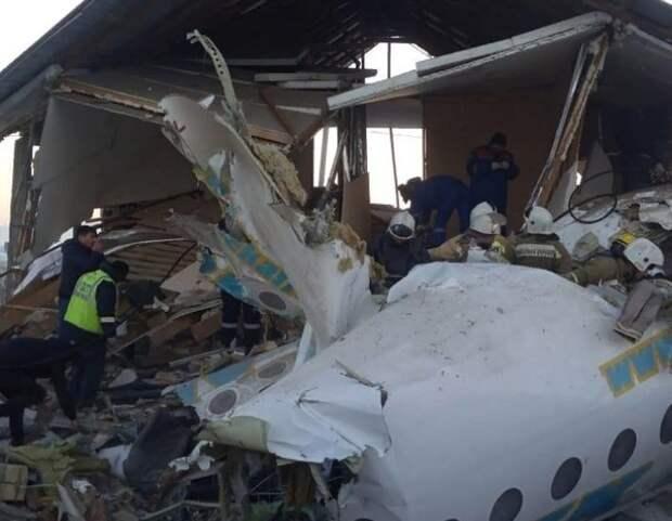 Число жертв катастрофы в Алма-Ате продолжает расти