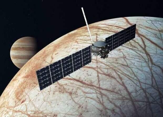 NASA приступило к сборке межпланетной миссии Europa Clipper