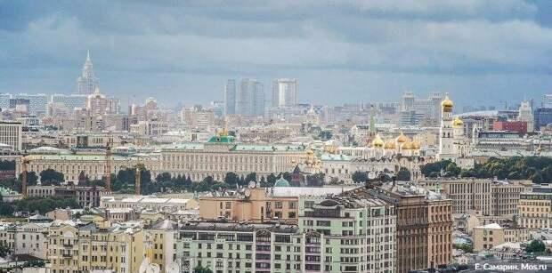 Собянин досрочно начал отопительный сезон в связи с домашними режимом для пожилых/ Фото: Е. Самарин mos.ru