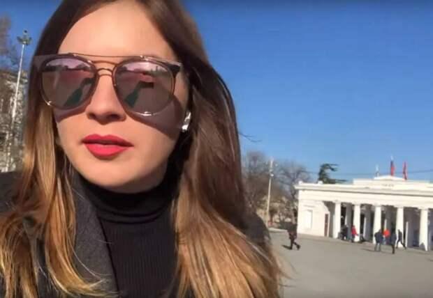 Украинская журналистка об увиденном на границе с Крымом: ВСУ нас не защитят