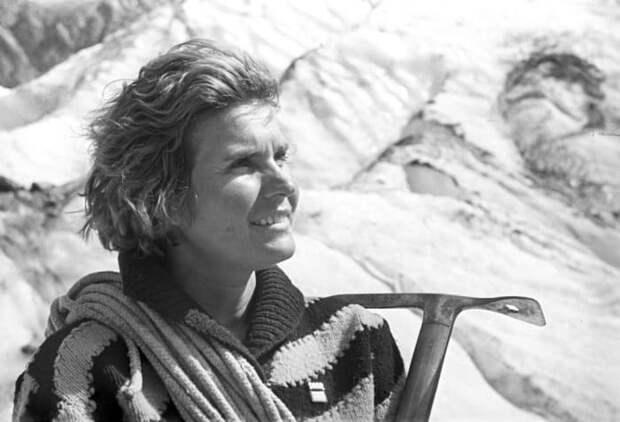 Альпинистка Мария Готовцева | Фото: rg.ru