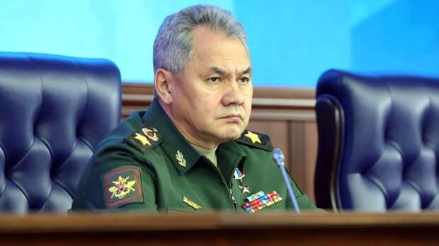 Шойгу рассказал об активности НАТО у границ России