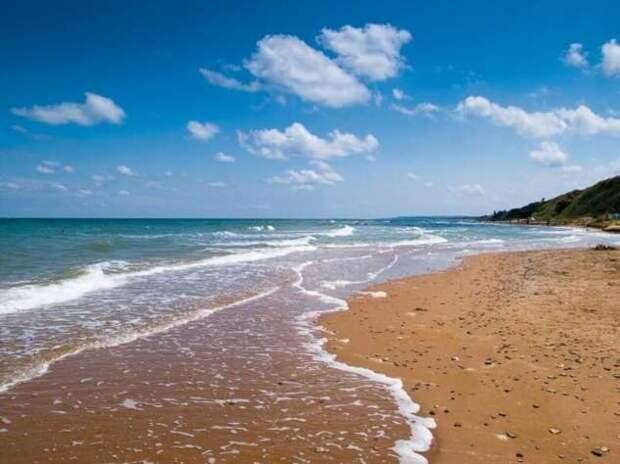 То, чего вы не знали об Азовском море. Интересные факты (3 фото + 1 видео)
