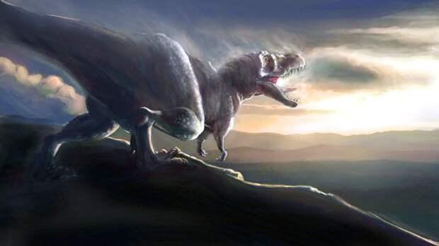 Американские ученые подсчитали общее число живших на Земле тиранозавров