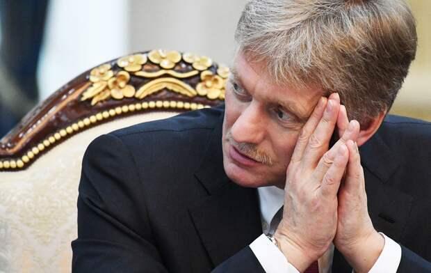 ВКремле отреагировали навозможные санкции против российского спорта