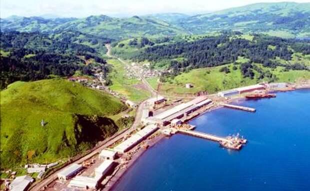На фото: виды острова Шикотан