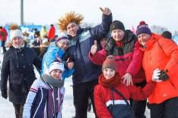 Фестиваль активного семейного отдыха «Зимние Забавы в Угличе»