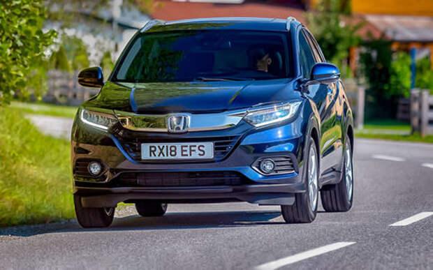 10 моделей Honda, которых нет в России