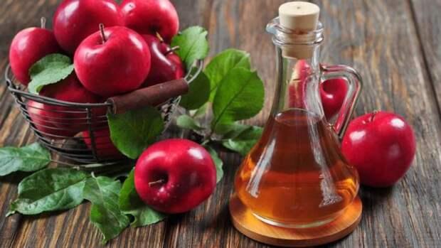 Яблочный уксус от давления