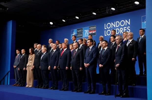 Логика под маской хаоса: контекстуализируя юбилей НАТО