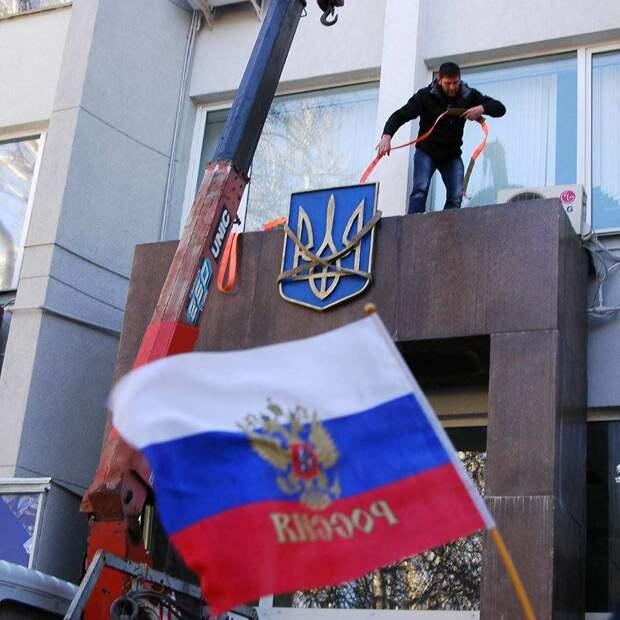 Шахназаров: Крым стоит всей Украины