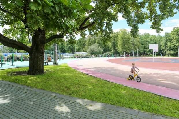 В парке «Кузьминки» проведут «сказкотерапию» для детей