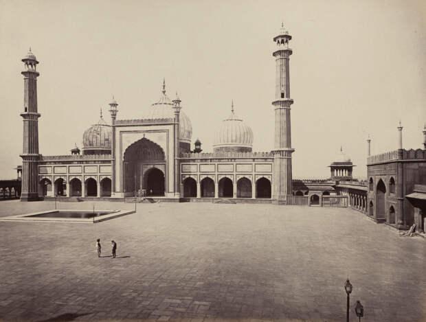 Albom fotografii indiiskoi arhitektury vzgliadov liudei 72