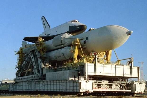 Эксперт усомнился в способности Роскосмоса создать наследника «Бурана»